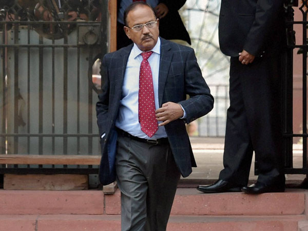 Doval's China doctrine: We need you, but not at the cost of a compromise