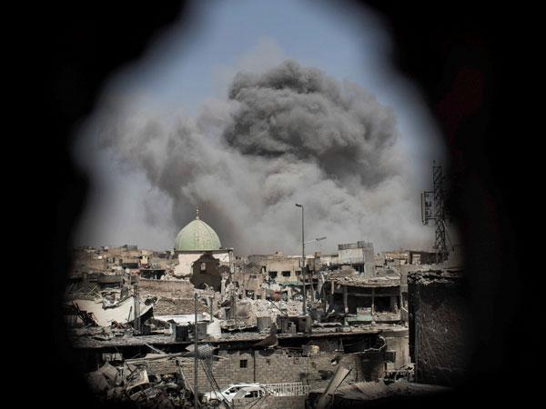 Iraq nearing end of battle for Mosul against jihadists: report