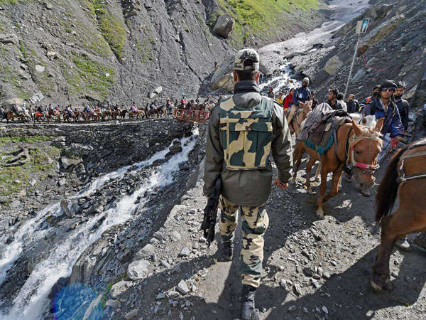 Amarnath yatra to resume as normal today