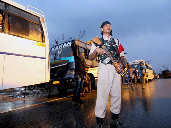Amarnath yatra attack: Terrorists had tried to storm into bus