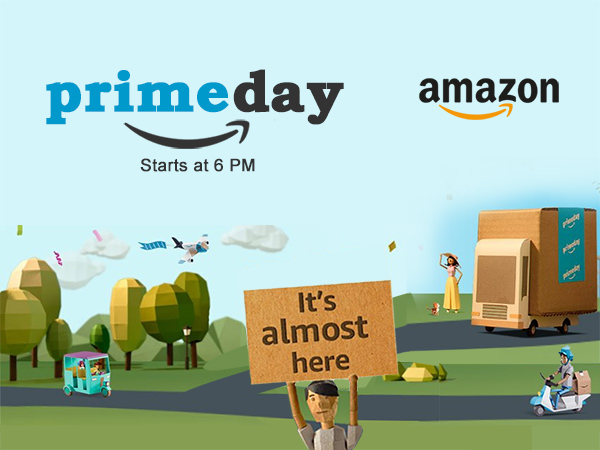 What time is it? It's 6 pm... Check Amazon Right Now, Get Upto 70% Off + Extra Rs.2000 CB*