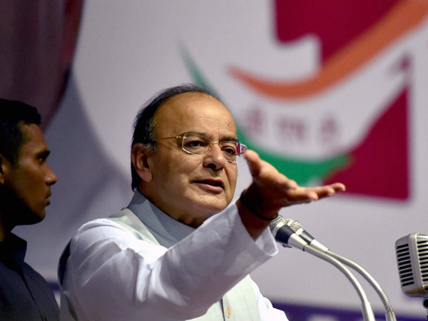 Arun Jaitley to launch pension scheme for elderly with 8 per cent fixed rate