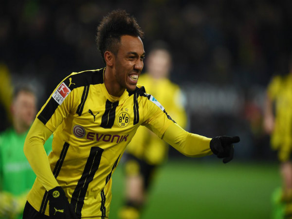 Former Dortmund manager labels Pierre-Emrick Aubameyang as irreplaceable