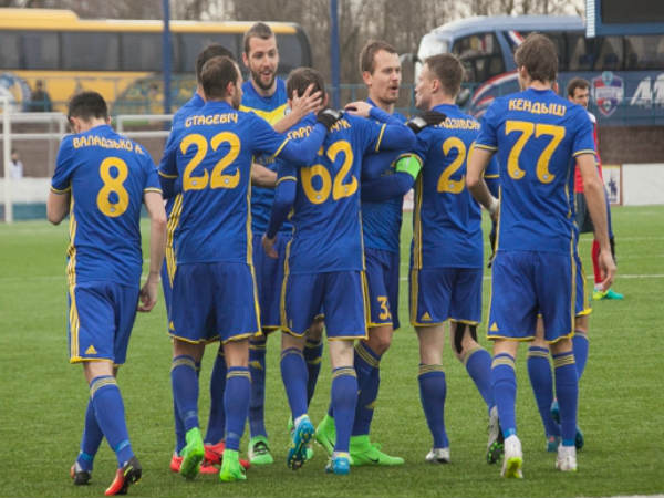 Belarusian side BATE reaches 3rd qualifying round of UEFA Champions League