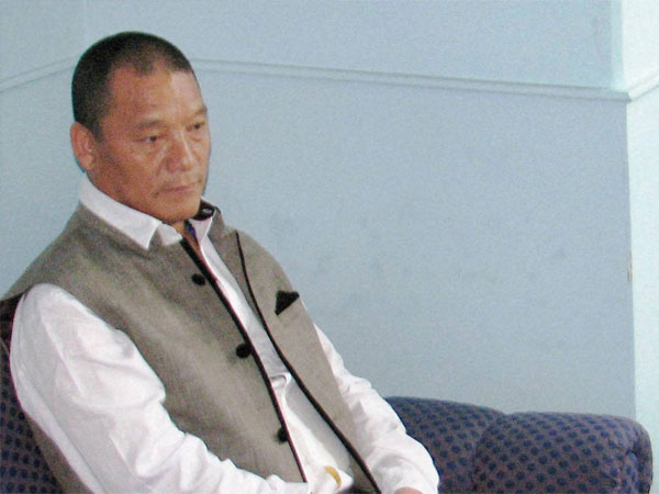 Gorkhaland demand alive in hills, says GJM leader Bimal Gurung
