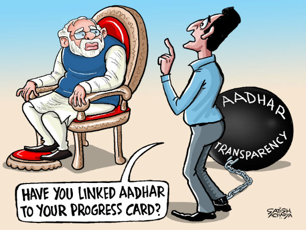 Recently government released a notification that linking Aadhar card with PAN card is compulsory for all.