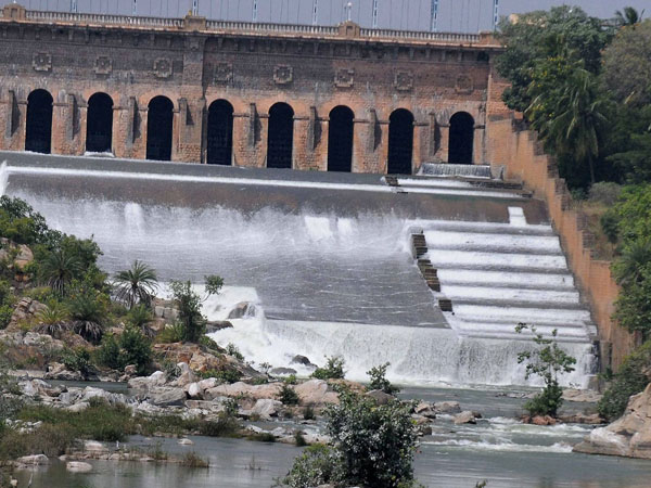 Karnataka has released 2.2 tmc ft water to TN since June 1