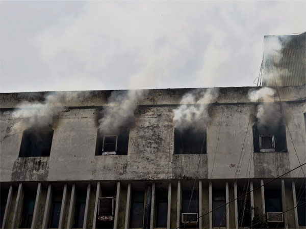 Four persons of a family died and another was injured after a fire broke out at their house in Seemapuri in Delhi. (Representative image)
