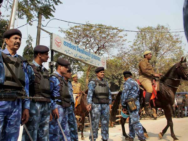 After Amarnath terror attack security tightened in UP