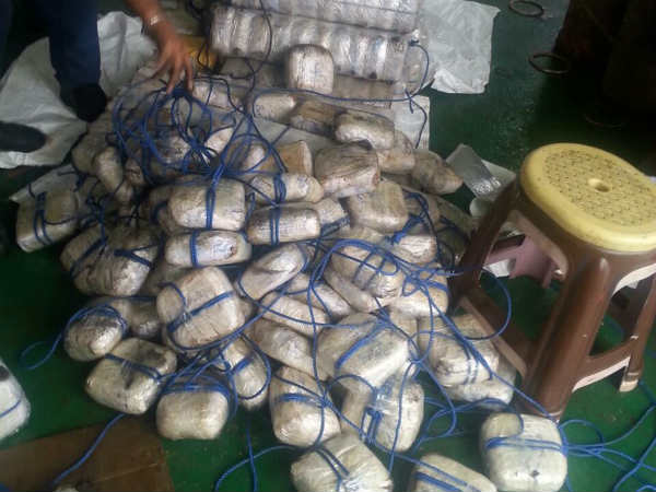 ICG seizes 1,500 kgs heroin worth Rs 3,500 cr off Gujarat coast