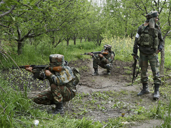 Two militants killed, one surrenders in J&K (Second Lead)