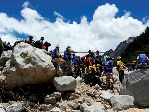 8 Sikh pilgrims missing in Uttarakhand; search operations on