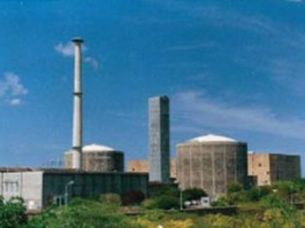 India's pride nuclear reactor at Kalpakkam
