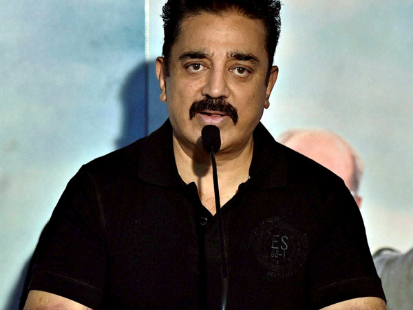 Fringe group demands Kamal Hassan's arrest, actor says he believes in judiciary
