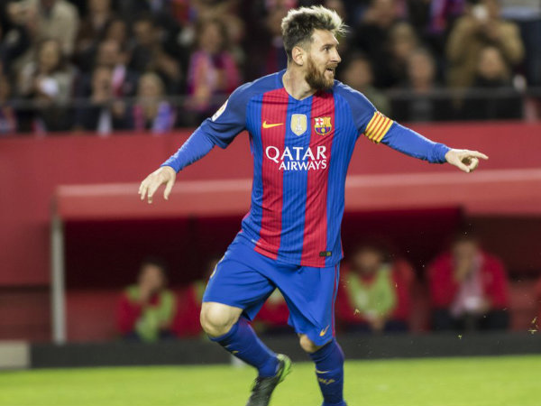 Lionel Messi is a machine, claims Xavi Hernandez