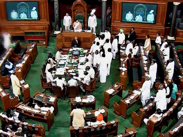 Monsoon session day 8: Congress MPs behaviour ...