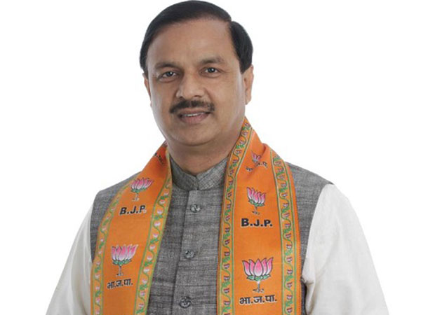 Union Minister of State for Culture Mahesh Sharma