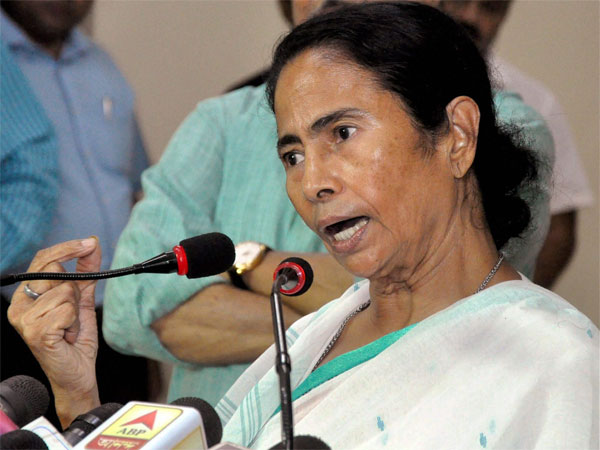 File photo of West Bengal CM Mamata Banerjee