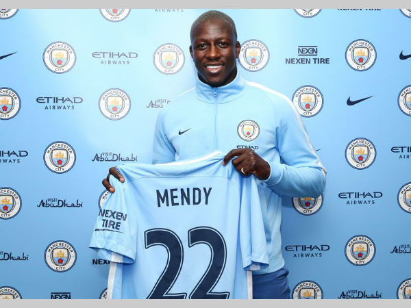 Official: Manchester City sign Bejamin Mendy from AS Monaco