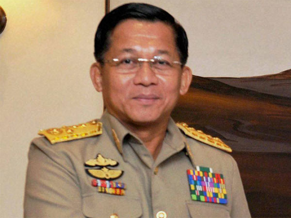 Commander-in-Chief of Defence Services, Myanmar, Senior General Min Aung Hlaing