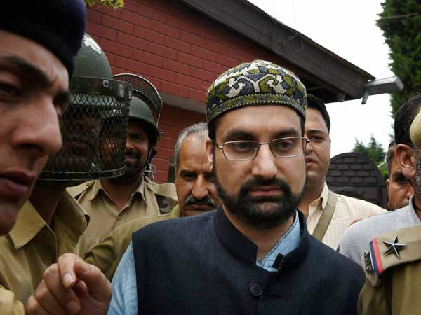 Willing to be questioned, but in Srinagar says Mirwaiz accused in terror funding case