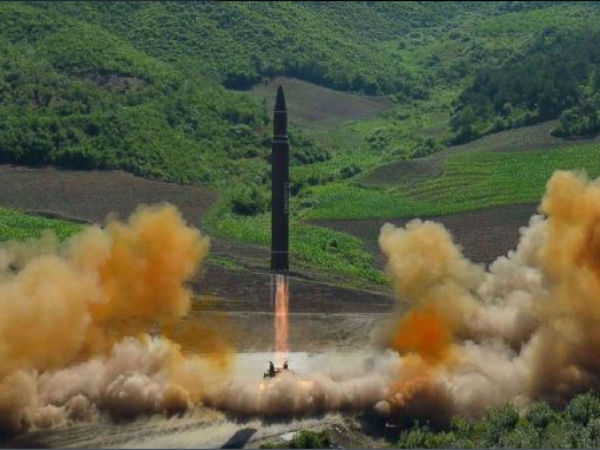 Pyongyang says its new ICBM missile can carry nuclear warhead