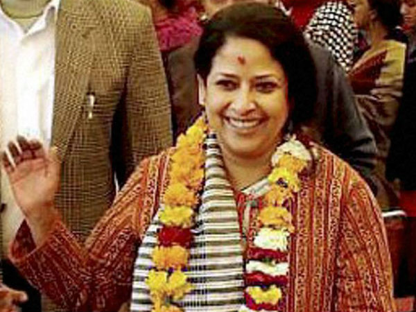 File photo of Delhi Congress spokesperson Sharmishtha Mukherjee