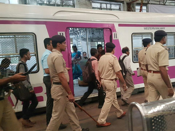 Bomb scare at Mumbai's Churchgate station turns out to be hoax