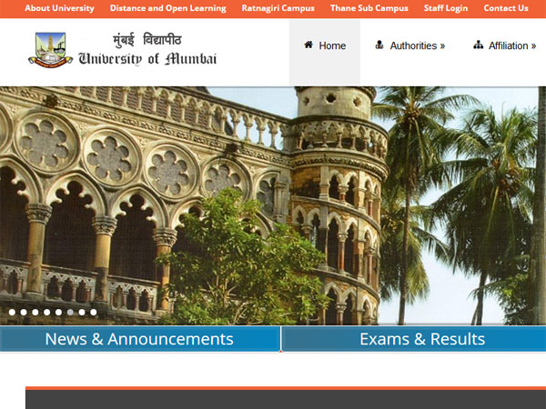 Mumbai University PET Results 2017 declared, list of documents needed