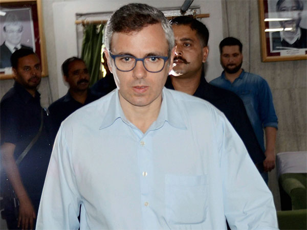 Former Jammu and Kashmir chief minister Omar Abdullah. PTI file photo