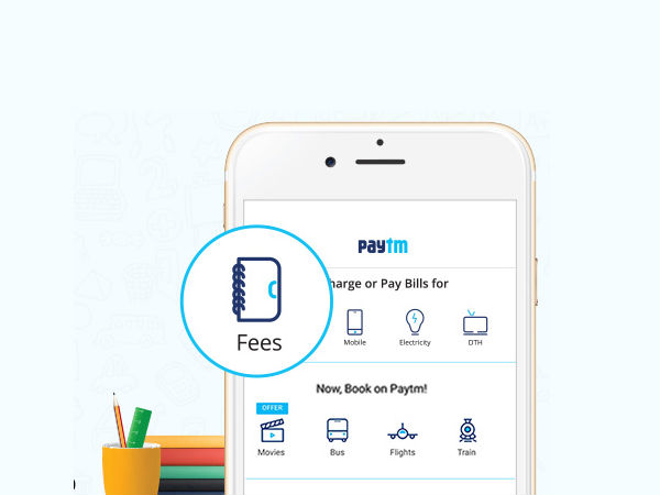 Pay Education Fee & Insurance Premiums via Paytm Wallet: Get Upto Rs. 10,000* Off