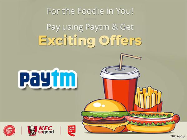 0c57c090cd3 Order Food via Paytm
