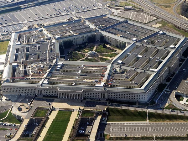 Pentagon. PTI file photo