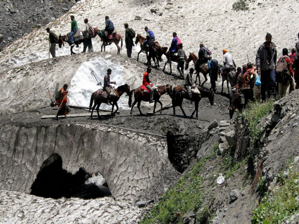 Over 3,600 pilgrims leave for Amarnath Yatra