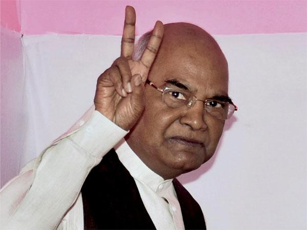 Ram Nath Kovind trounces Meira Kumar to become 14th President of India