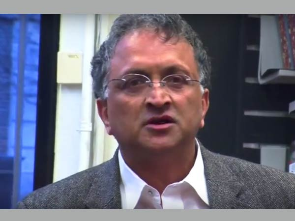 Noted historian Ramachandra Guha