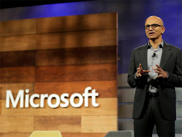Microsoft Corp. CEO Satya Nadella. PTI file photo