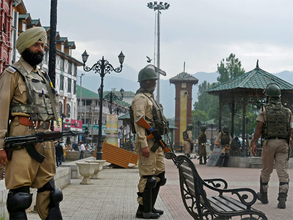 Crush them, spare none, Centre tells security forces in Valley