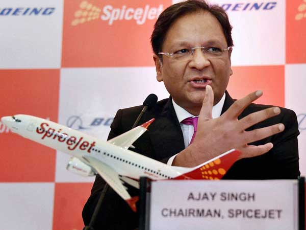 Did Ajay Singh pay Maran Rs 2 to acquire SpiceJet in 2015 ?