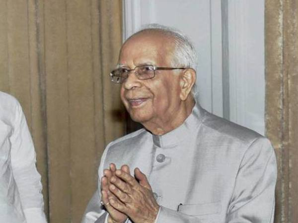 West Bengal Governor K N Tripathi
