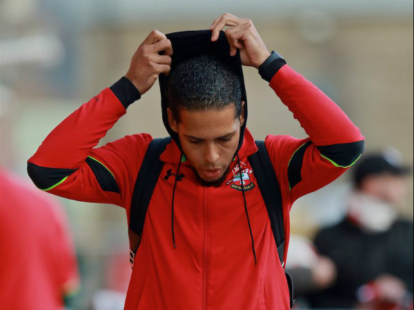 Liverpool target Virgil van Dijk left out of pre-season squad