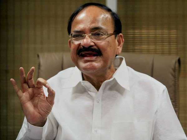 Modi meets Venkaiah Naidu ahead of first visit to Gujarat after poll victory