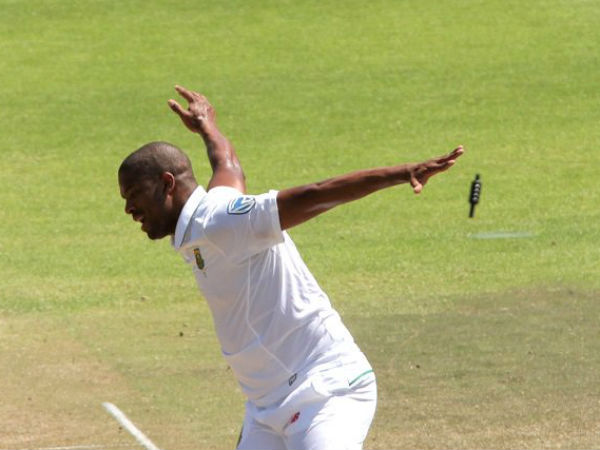 Faf du Plessis feels Vernon Philander could be the 'new Jacques Kallis' for South Africa
