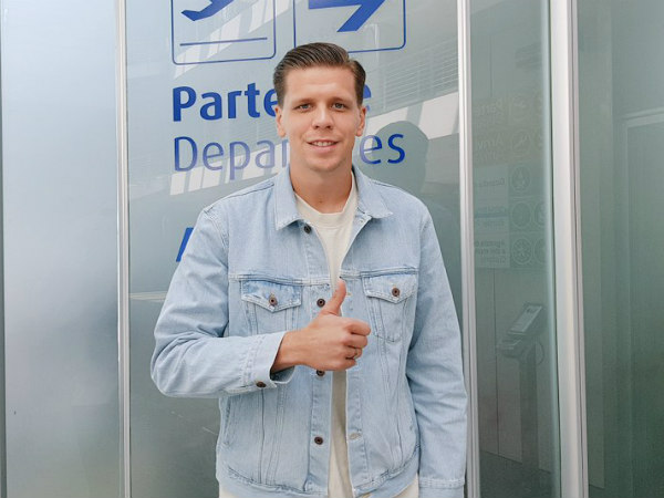 Arsenal goalkeeper Wojciech Szczesny on verge of signing for Juventus