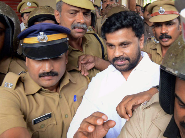 Actor Dileep's custody extended, to remain in jail until August 22