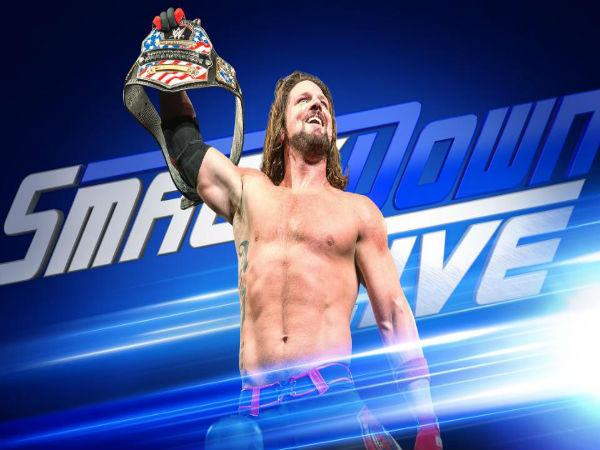 WWE Smackdown: John Cena and AJ Styles earn tag-team victory