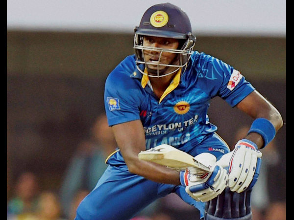 Angelo Mathews steps down as Sri Lanka skipper after Zimbabwe series loss
