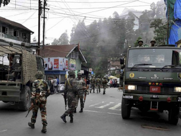Darjeeling erupts again as another youth shot dead