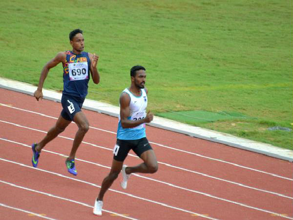 Asian Athletics Championships 2017: G Lakshmanan & Manpreet Kaur wins Gold