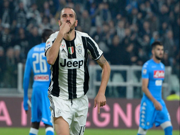 Bonucci set for Milan move (5) — Soccer